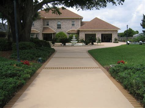 SEAL KRETE® Concrete Driveway Sealers, Paints & Coatings