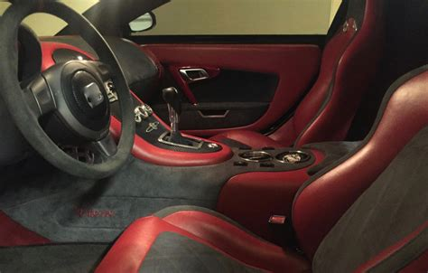 Bugatti Veyron 2016 Interior by Bugatti Veyron Replica Can Already Be Ordered For