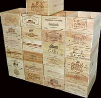 used wine crates Wooden Wine Boxes & Wine Crates: June 2014