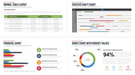 Profile Template Company Profile Free Powerpoint Template Slidebazaar
