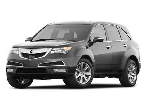 Car Sight 2011 Acura Mdx