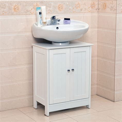 Bathroom Sink Cabinets by Undersink Bathroom Cabinet Cupboard Vanity Unit Sink