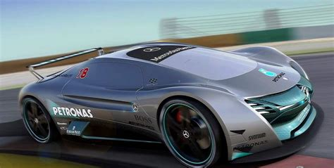 mercedes elk elk mercedes electric concept car wordlesstech