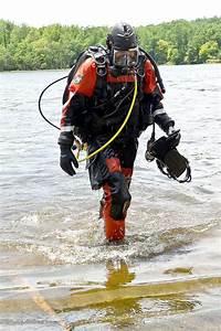 Police Dive Team Training