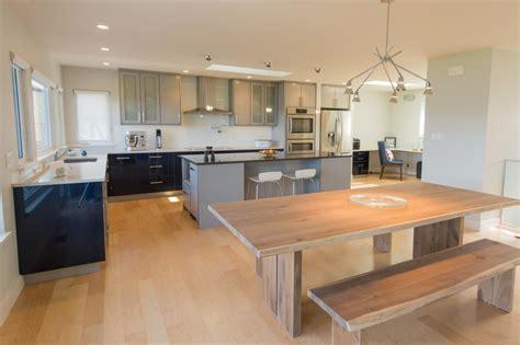modern kitchen designs images modern family home mitchell interior designer 7694