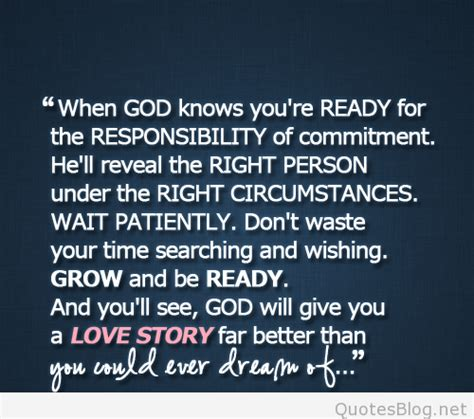 True Love For God Quotes
