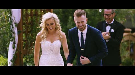 brittany  daniels wedding youtube