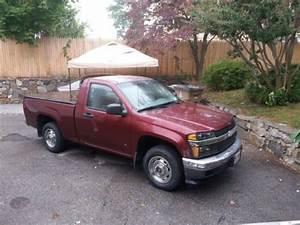 Purchase Used Chevrolet Colorado Wt 2007 4 Cyl  Rwd Reg