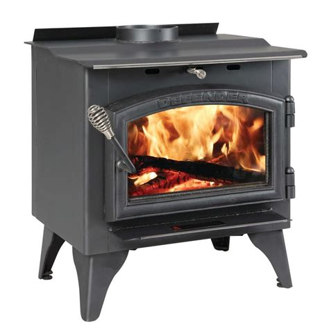 wood stove fans and blowers vogelzang defender 1 200 sq ft wood burning stove with