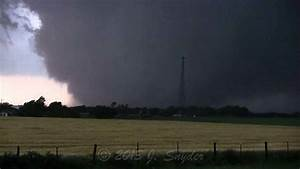 El Reno tornado upgraded to EF-5; 2.6-mile width largest ...