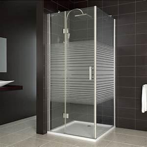 Dusche 100 X 100 : cloison de douche cabine de douche 90x90 rev tement nano ray ~ Bigdaddyawards.com Haus und Dekorationen