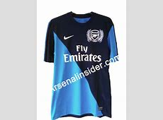 Arsenal Away Shirt For 201112 Season Photo World