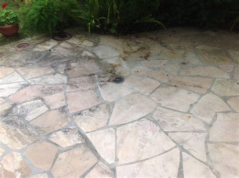 how to clean patio pavers naturally icamblog