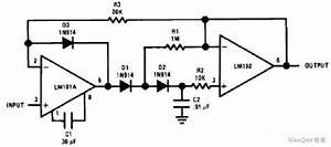 index 87 measuring and test circuit circuit diagram With peak detector edit