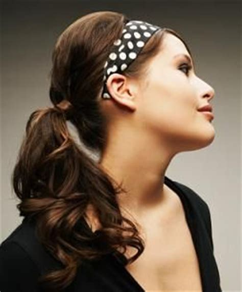 50s Ponytail Hairstyles by 1950s Ponytail 50s Hairstyles And Ponytail Hairstyles On