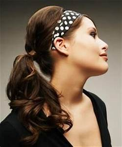 1950s ponytail, 50s hairstyles and Ponytail hairstyles on ...