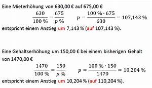 Scheitelpunktform A Berechnen : prozentsatz berechnen aufgaben und l sungen ~ Themetempest.com Abrechnung