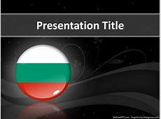 Free Bulgaria PowerPoint Template Download Free