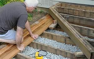 Costruire Pavimenti in Legno per Esterni - Giardini Verdi