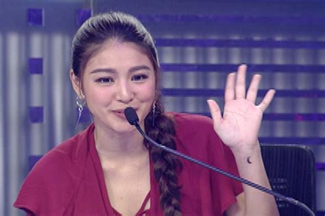 nadine lustre abs did nadine lustre get a tattoo abs cbn news