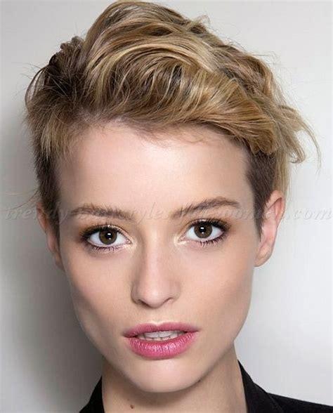 undercut hairstyles  women long  top undercut