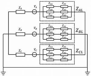 Equivalent Electric Circuit Model Between Overhead
