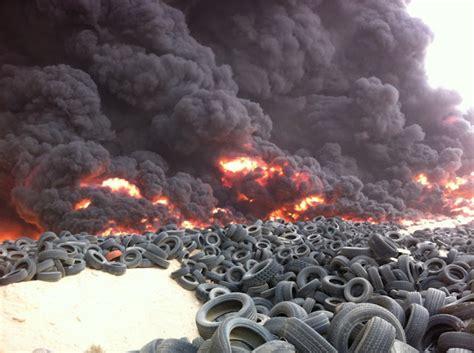 The Menace Of Landfills In Kuwait