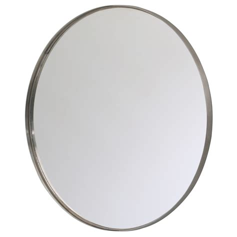 Bathroom Beveled Mirrors by Grundtal Mirror Stainless Steel 60 Cm Ikea