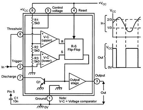 Using The Timer Special Unusual Circuits