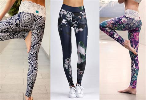 Flare Yoga Pants Outfit