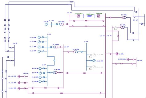 Wiring Diagram Line electrical single line diagram electrical one line