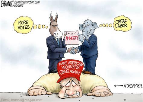 nightmare af branco cartoon conservative daily news