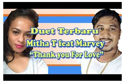 download video mitha thank you for love