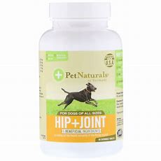Pet Naturals Of Vermont Hip Joint For Dogs Of All Sizes 90