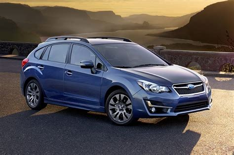 subaru impreza hatchback used 2016 subaru impreza hatchback pricing for sale