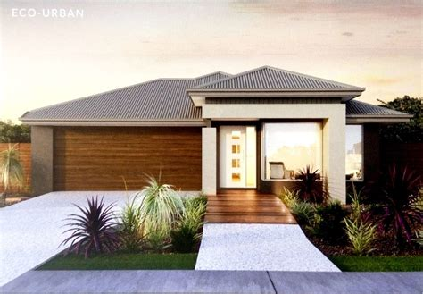 Contracted Style Bungalow House Design Contemporary Prefab