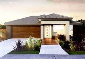 Contracted Style Bungalow House Design Contemporary Prefab ...