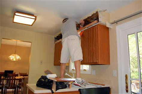 kitchen soffit decorating ideas the blessed nest gettin creative with our kitchen makeover