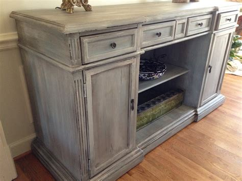 gray distressed kitchen cabinets painted furniture fireplaces s thompson 3918