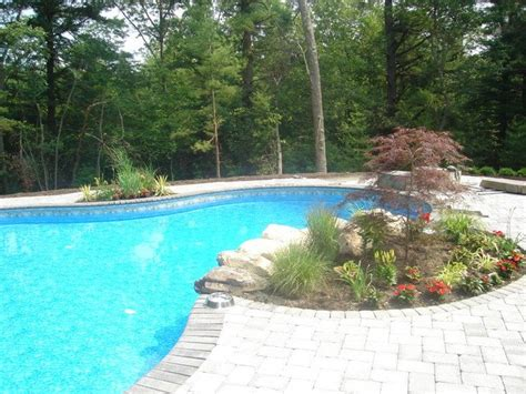 ground pool decking options  ground pool decks ma