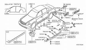 2013 Nissan Altima Parts Diagram