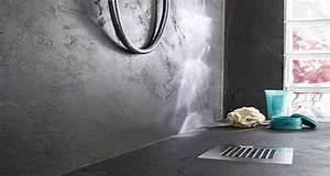 Resinence Beton Mineral : relooker sa salle de bain avec du b ton min ral r sinence ~ Sanjose-hotels-ca.com Haus und Dekorationen