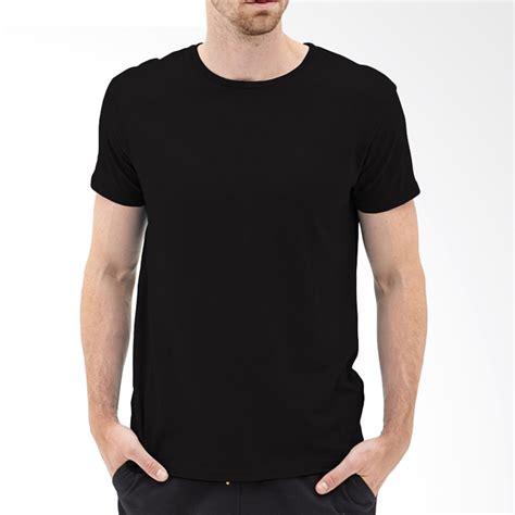 t shirt kaos lengan panjang hitam jual kaosyes kaos t shirt polos o neck lengan pendek