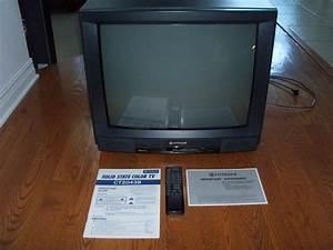 Schematic Diagram Manual Hitachi Ct2043b Colour Television