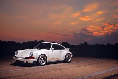 Singer 911 Dls Porsche Vehicle Its Study