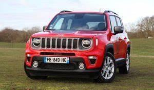 Jeep Renegade Essai : jeep une s rie sp ciale opening pour le renegade ~ Medecine-chirurgie-esthetiques.com Avis de Voitures