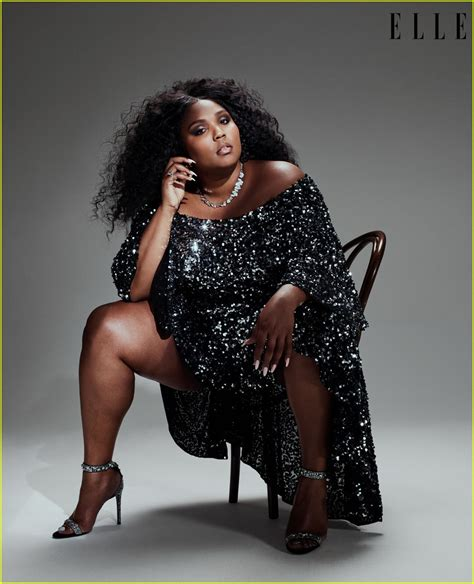 Lizzo Takes Self Love So Seriously For This Reason Photo