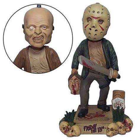 Friday The 13th Jason Voorhees Bobble Head 192797218635 Ebay