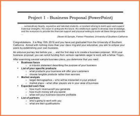 company trip proposal template 6 sle of business proposal pdf project proposal