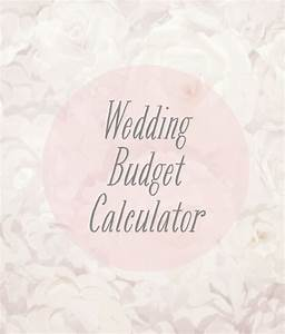 Best 25 budget calculator ideas on pinterest monthly for Wedding estimator